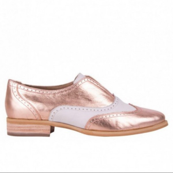 Comodos Zapatos De Cuero Estilo Zara Mor Gacel Aldo