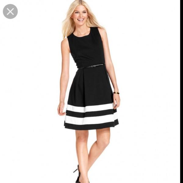 Vestido Calvin Klein Closet Premium