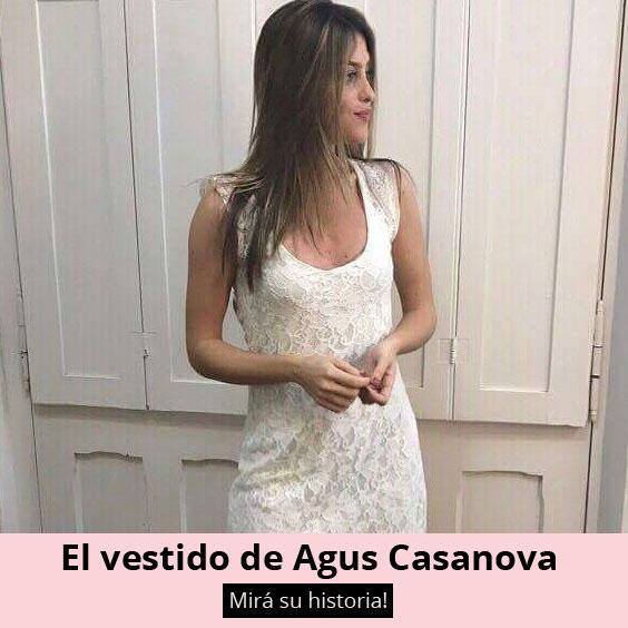 El vestido de Agus Casanova thumbnail