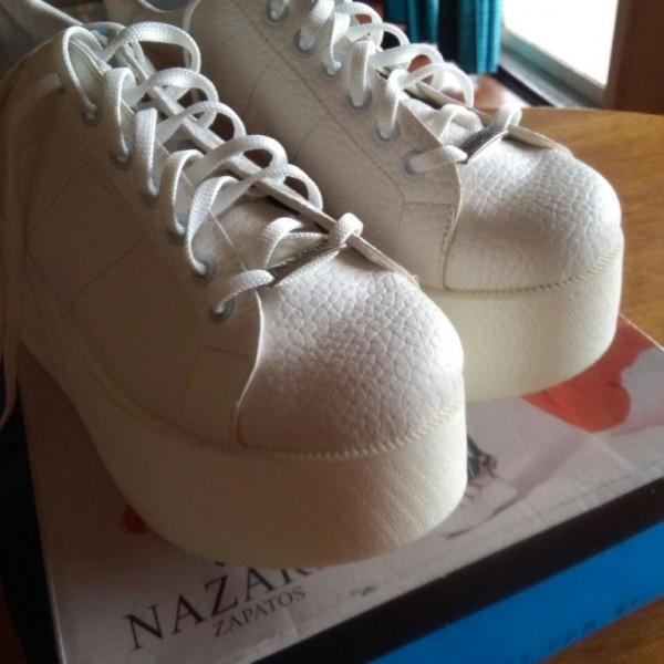 verdadero negocio encanto de costo moderno y elegante en moda Zapatillas Nazaria Vestidor Premium