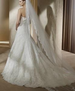 Modelo Trapecio. Coleccion Style Vestidos de Novia Pronovias 2011 04
