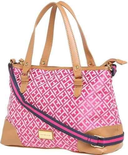 5650c67cc60 cartera-tommy-hilfiger-conv-shopper-pink-importada-exclusiva-. cartera-tommy -hilfiger-conv-shopper-pink-importada-exclusiva-